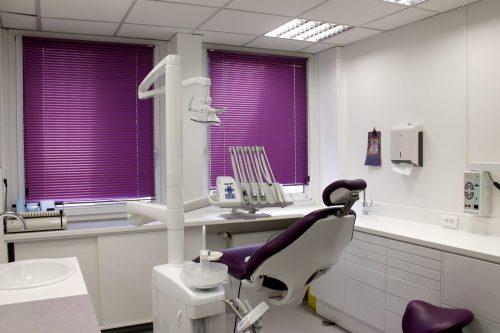 Cabinet de la Clinique dentaire de la CPAM du Bas-Rhin (Strasbourg)